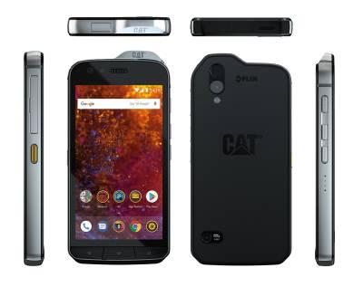 CAT S61: Ένα τηλέφωνο για σκληρή χρήση με μοναδικές δυνατότητες