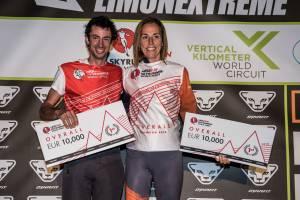 Με εντυπωσιακό ρεκόρ έκλεισε η σεζόν του Migu Run Skyrunner® World Series στον Limone ExtremeSkyRace®