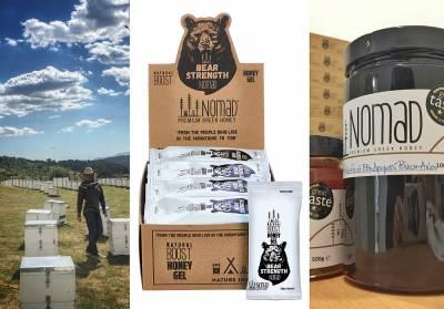 Η δύναμη της αρκούδας σε ένα gel! Ο Βασίλης και η Ελένη της Nomad Honey μας μιλούν για το Bear Strength!